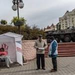 Ukrainians Prepare Go To the Polls In The Latest General Election