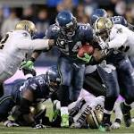 Marshawn Lynch Wouldn't Stop Moving