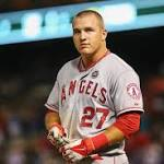 Halos will have to pay up to keep Trout