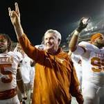 Despite ugly exit, Mack Brown's Texas tenure defined by success