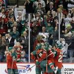 MINNESOTA SPORTS ROUND-UP: Wild win sixth straight, playoff now in sight