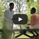 Watch Michelle and Barack Obama Have the CUTEST First Date in History