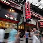 Ruby Tuesday's CEO Steps Down