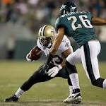 Eagles Notebook: Depth chart position means little now