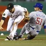 Sanchez has winning hit in 16th, Pirates beat Cubs