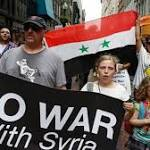 US anti-war mood grows as Obama seeks go-ahead