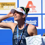 Brownlee & Jorgensen win ITU WTS Gold Coast