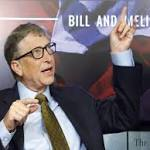 Gates sees miracle tools for AIDS by 2030