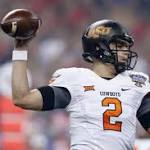Oklahoma State looking for more after Sugar Bowl berth