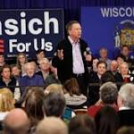 Kasich makes an awkward pitch in Trump's backyard