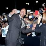 Dwayne Johnson is solid as a rock