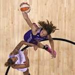 Mercury's Brittney Griner wows entertained All-Star crowd