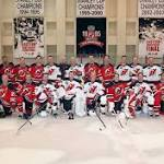 Devils' first championship team reunites after 20 years