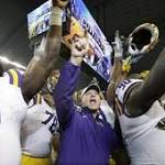 LSU's Magee hopes his unexpected emergence lasts