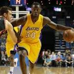 Julius Randle Shines As Los Angeles Lakers Beat Shorthanded Portland Trail ...