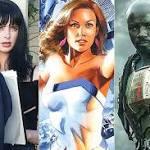 Marvel's Netflix 'Jessica Jones' Casts Krysten Ritter, Mike Colter Eyed for 'Luke ...
