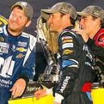 NASCAR Owner and Team Rankings for 2015