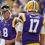Raiders meet with Louisiana State quarterback Zach Mettenberger