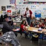 Students in Adrian say 'thank you' to vets on Veterans Day