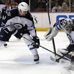 Jets show best and worst in loss to Ducks