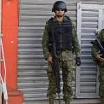 Mexico replaces top security officials in troubled state