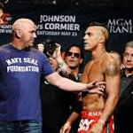 UFC 187 fight time, TV schedule, who is fighting tonight at 'Johnson vs Cormier'