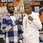 Arum declares Crawford the next big star in boxing