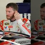 Earnhardt still embarrassed over Talladega finish