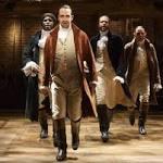 'Hamilton' breaks Tonys record with 16 nominations