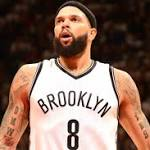 Deron Williams' latest return from injury lasts four minutes