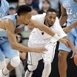 No. 15 North Carolina beats Wake Forest 87-71