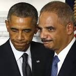 Obama-Holder friendship at the heart of their partnership