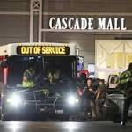 Police searching for lone gunman who killed 4 females at Washington state mall