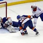 Islanders makes strides but lose to Canadiens, 1-0, in overtime