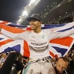 Formula 1 gossip: The media react to Lewis Hamilton's world title