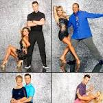 'Dancing With the Stars' recap: Open Your Shirt to Me