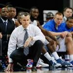 Florida's Billy Donovan on cusp of elite company as Gators shoot for title