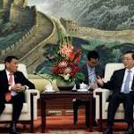 Philippine President's Pivot to China Just Words — So Far