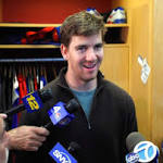 Eli Manning says he'll be set for training camp