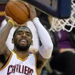 Kyrie Irving joins LeBron James as an All-Star