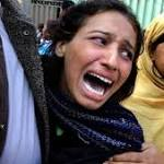 Suicide bombers kill 15 people outside Pakistan churches, protesters go on ...