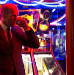 What will Rosie say? Jason Statham 'got drunk and hit on girls during wild night ...