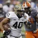 RB Connor puts on a show as Pitt edges Bowling Green in Little Ceasars bowl