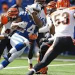 Indianapolis' dominant defense comes up big with 27-0 shutout of Cincinnati