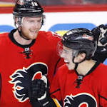 Kings' playoff hopes end with loss to Calgary Flames