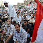 Egypt says clock ticking on sit-in standoff