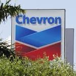 Chevron Swings to a Surprise Loss--3rd Update