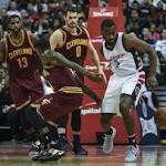 John Wall's 28 points not enough as Wizards fall to LeBron James, Cavaliers