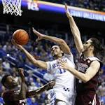 Game Recap | Kentucky 80, Mississippi State 74
