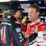 Newman earns pole in New Hampshire